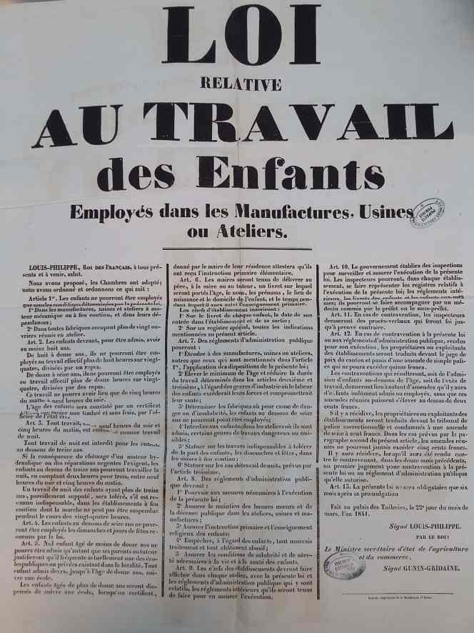 AD 35 - loi 1841